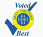 Voted Best Doctors Logo